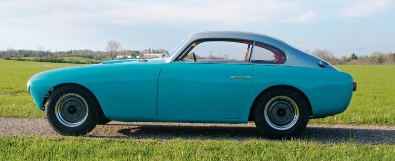 RM Monterey 2014 Preview - 1953 Fiat-Siata 1500 Coupe Speciale 5