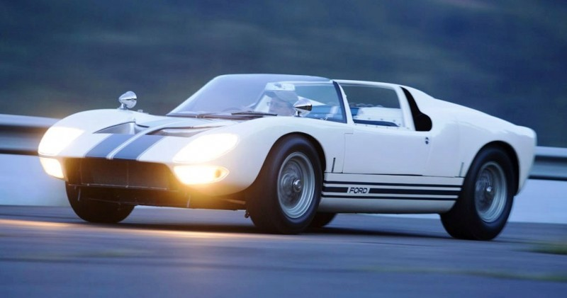 RM Monterey 2014 Preview - 1965 Ford GT40 Roadster Prototype 16