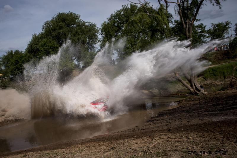 Rally Dakar 2016 Peugeot DKR16 Red Bull 33