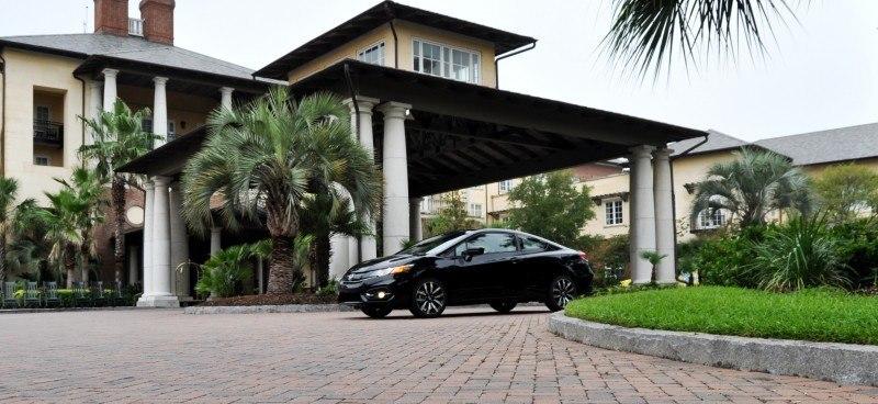 Road Test Review - 2014 Honda Civic EX-L Coupe 101