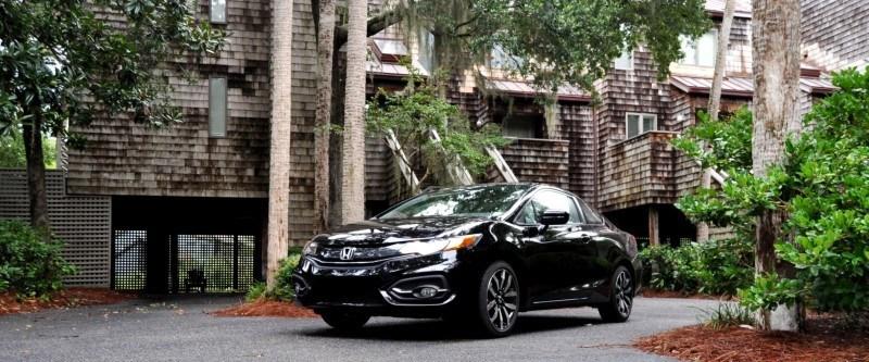 Road Test Review - 2014 Honda Civic EX-L Coupe 142