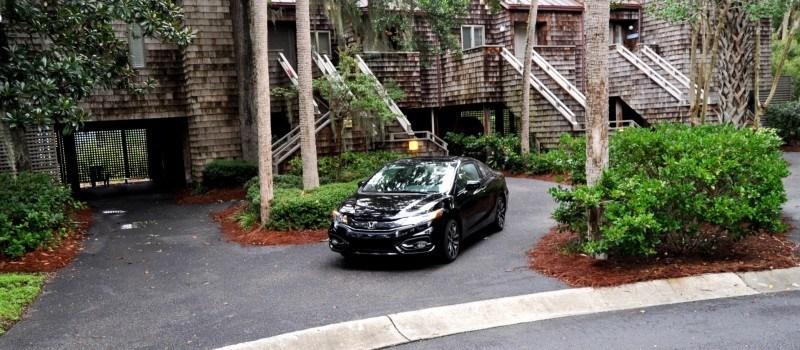 Road Test Review - 2014 Honda Civic EX-L Coupe 149