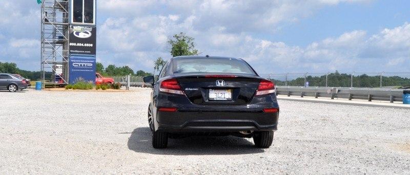 Road Test Review - 2014 Honda Civic EX-L Coupe 22