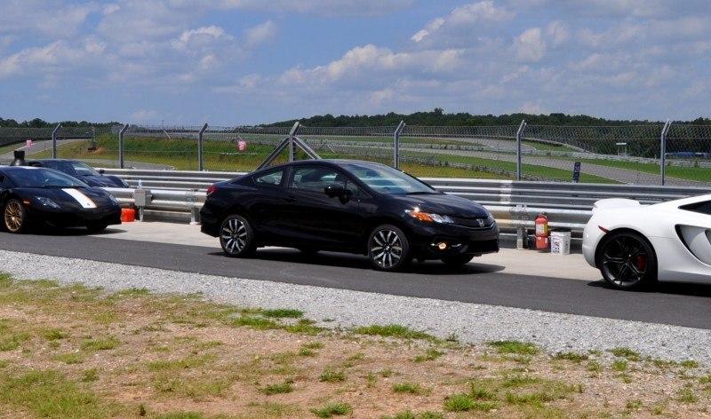 Road Test Review - 2014 Honda Civic EX-L Coupe 44