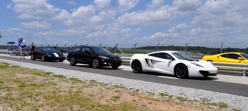 Road Test Review - 2014 Honda Civic EX-L Coupe 48