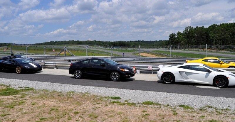 Road Test Review - 2014 Honda Civic EX-L Coupe 55