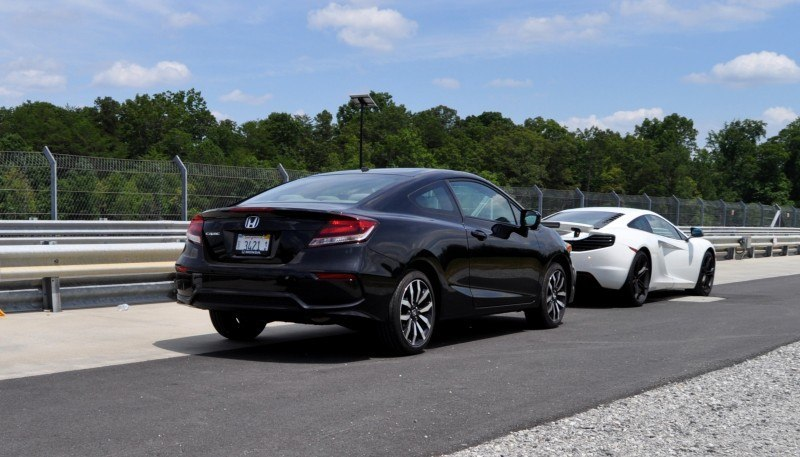 Road Test Review - 2014 Honda Civic EX-L Coupe 65