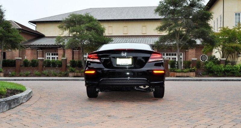 Road Test Review - 2014 Honda Civic EX-L Coupe 89