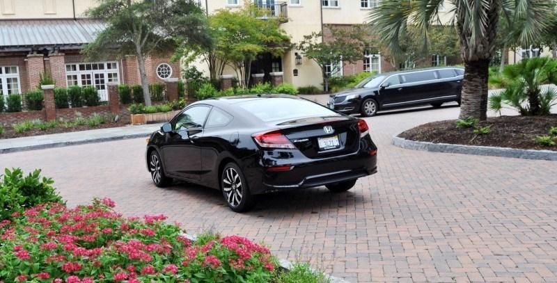 Road Test Review - 2014 Honda Civic EX-L Coupe 91