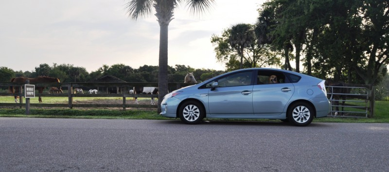 Road Test Review - 2014 Toyota Prius Plug-In Is Quietly Excellent, More Iso-Tank Than Eco-Warrior 15