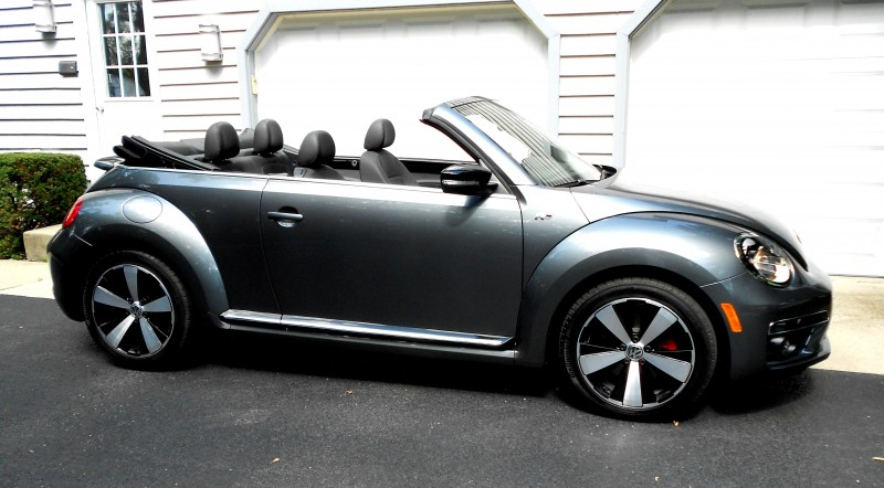 Road Test Review - 2014 Volkswagen Beetle R-Line Convertible 10