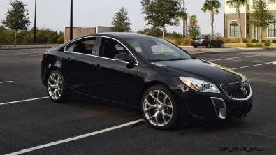 Road Test Review - 2016 Buick REGAL GS 21
