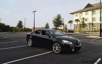 Road Test Review - 2016 Buick REGAL GS 22