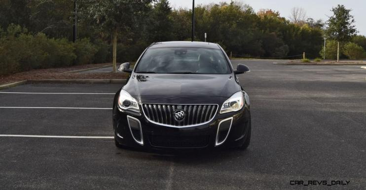 Road Test Review - 2016 Buick REGAL GS 28