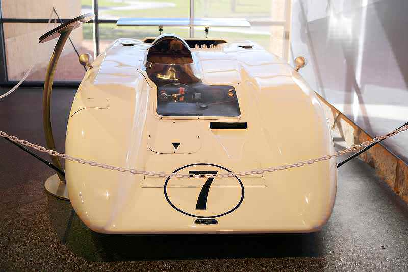 See The Authentic Chaparral 2H and 2J Racecars at the Petroleum Museum in Midland, Texas 13