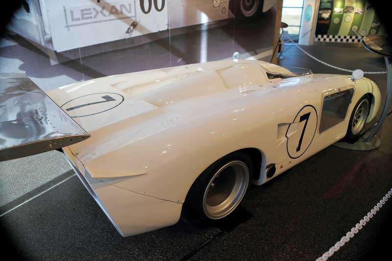 See The Authentic Chaparral 2H and 2J Racecars at the Petroleum Museum in Midland, Texas 14