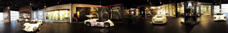 See The Authentic Chaparral 2H and 2J Racecars at the Petroleum Museum in Midland, Texas 24