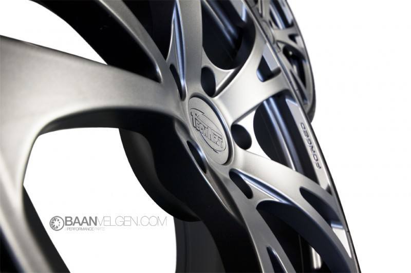 TECHART Releases First Four MACAN Wheels 20