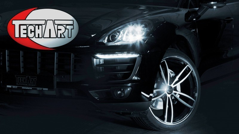 TECHART Releases First Four MACAN Wheels 46