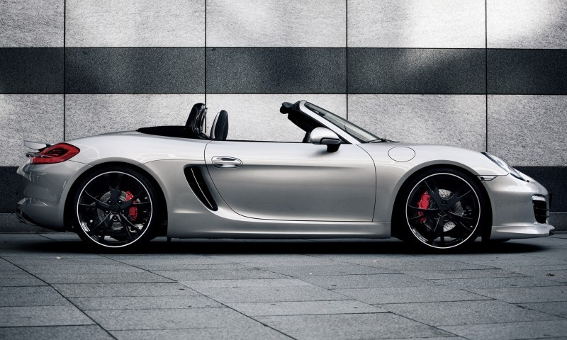 TECHART for Porsche Boxster and Cayman 11