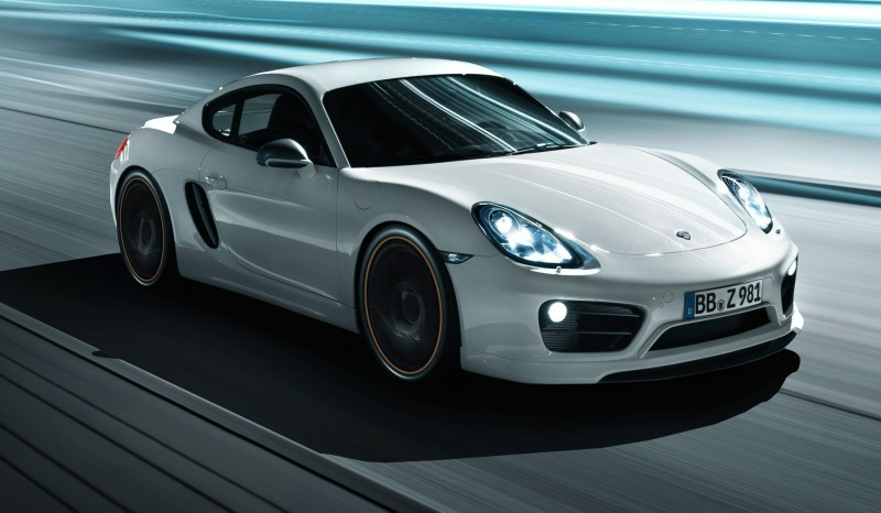 TECHART for Porsche Boxster and Cayman 25