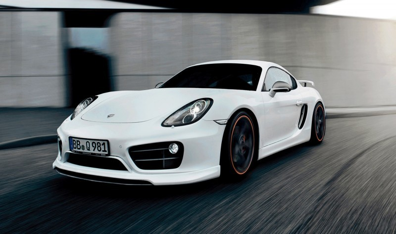 TECHART for Porsche Boxster and Cayman 36