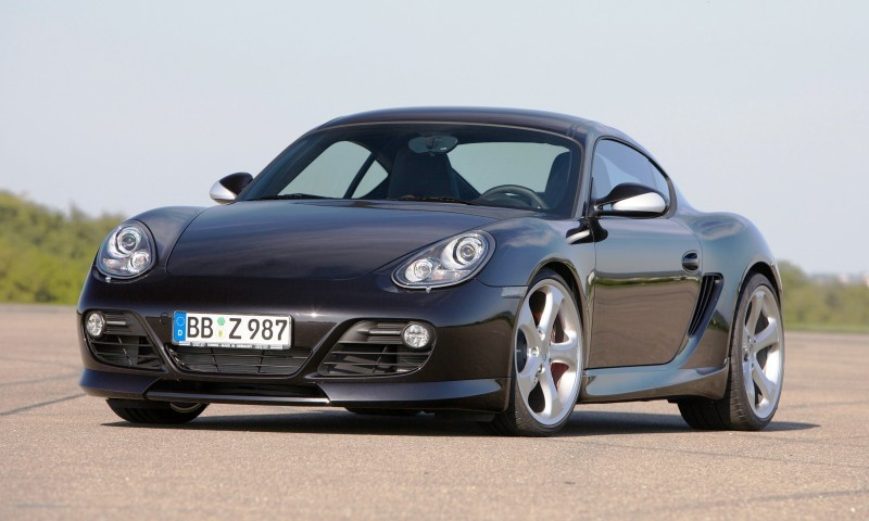 TECHART for Porsche Boxster and Cayman 42