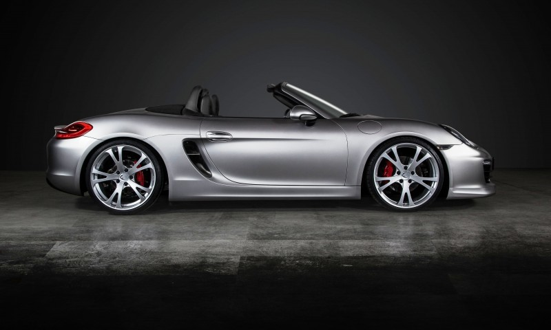 TECHART for Porsche Boxster and Cayman 6