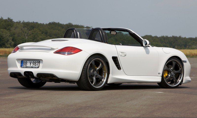 TECHART for Porsche Boxster and Cayman 69