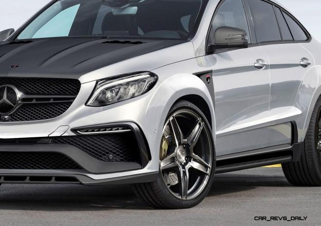 TopCar Mercedes-Benz GLE Coupe INFERNO 9