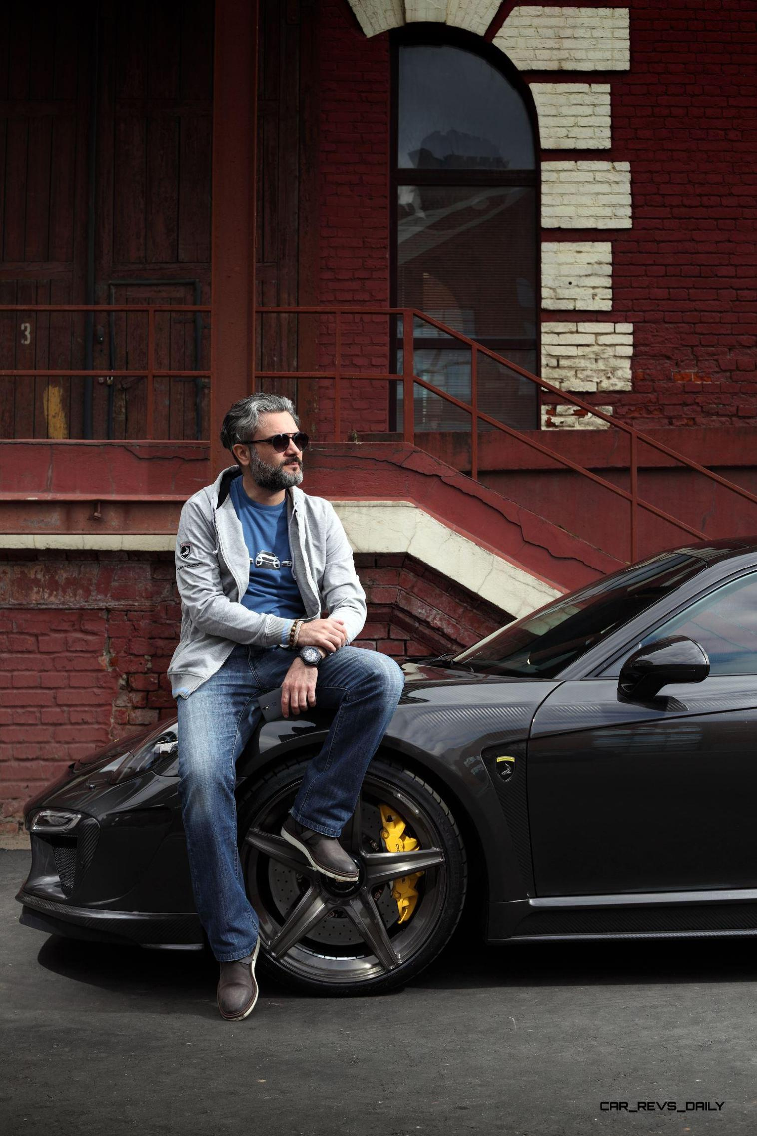 TopCar Stinger Carbon Porsche 911 Turbo 1