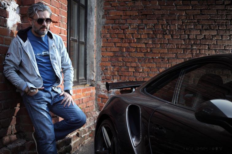 TopCar Stinger Carbon Porsche 911 Turbo 4