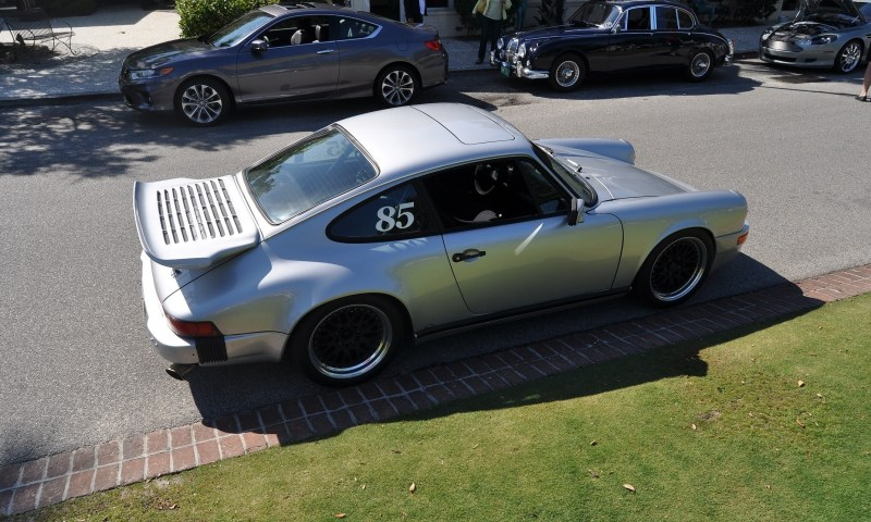 Track-Prepped Porsche 986 911 Whale Tale Is Mighty Desirable Machine 20