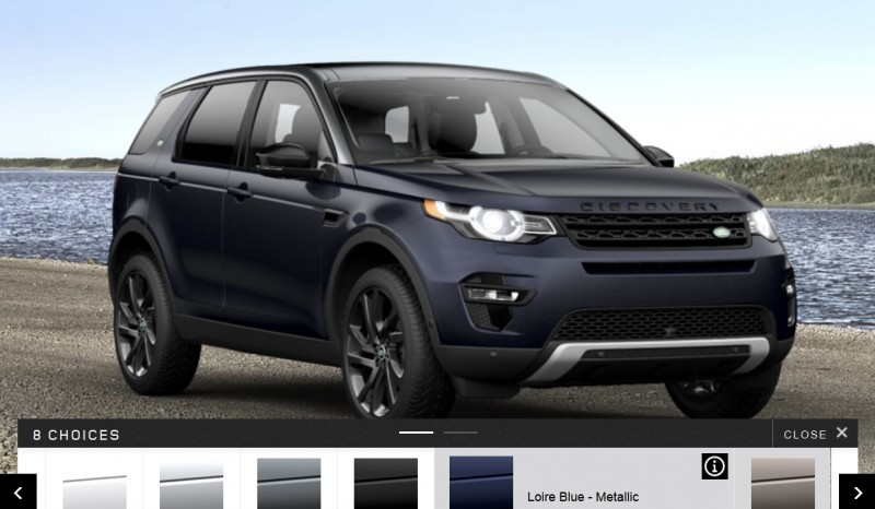 Update1 - 2015 Land Rover Discovery Sport - Specs, Prices, Options and Colors 14