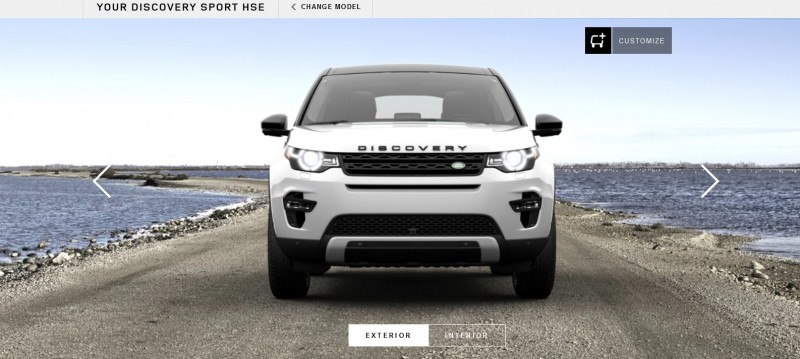 Update1 - 2015 Land Rover Discovery Sport - Specs, Prices, Options and Colors 3