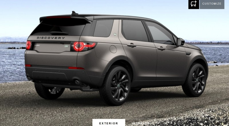 Update1 - 2015 Land Rover Discovery Sport - Specs, Prices, Options and Colors 45