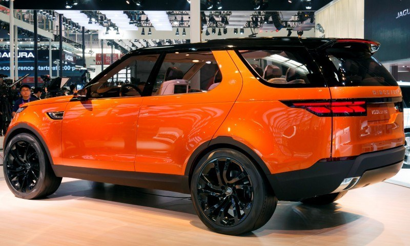 Update1 - Land Rover Discovery Concept Previews 2016 LR4 Discovery and 2015 LR2 Disco Sport 16