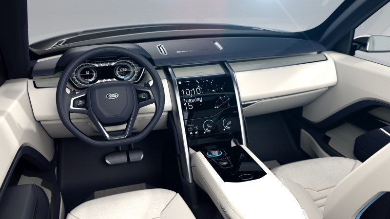 Update1 - Land Rover Discovery Concept Previews 2016 LR4 Discovery and 2015 LR2 Disco Sport 26
