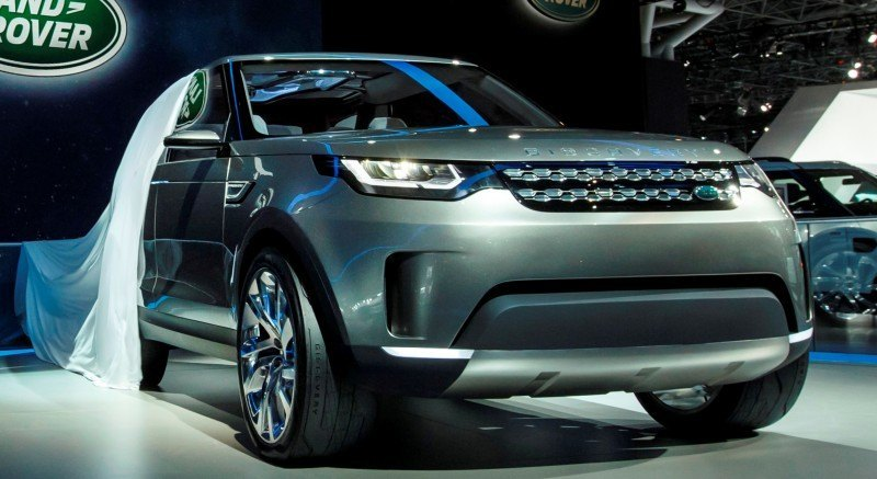 Update1 - Land Rover Discovery Concept Previews 2016 LR4 Discovery and 2015 LR2 Disco Sport 28