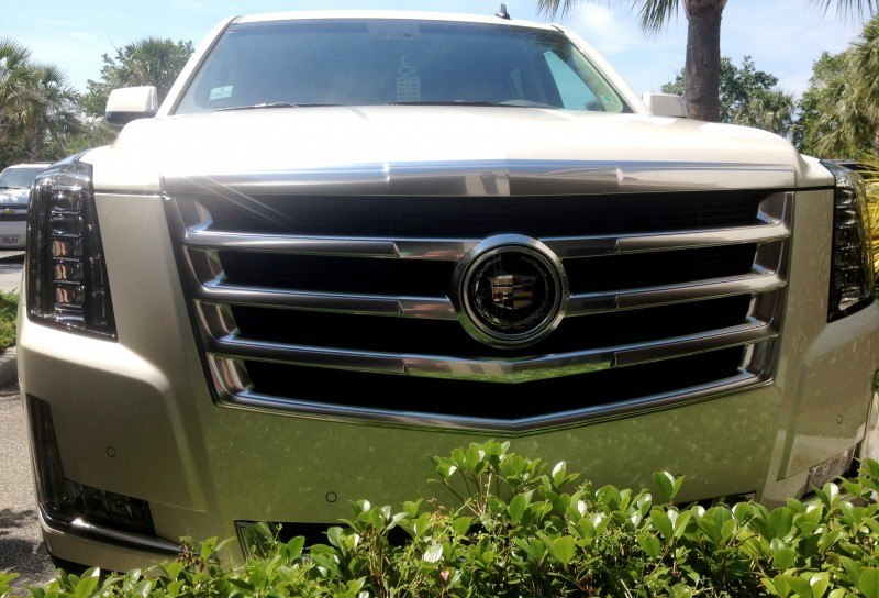 Update1 New Photos! 2015 Cadillac Escalade - Majors On Interior Upgrades - Leathers, Colors, Specs and Pricing 19