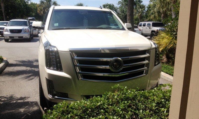 Update1 New Photos! 2015 Cadillac Escalade - Majors On Interior Upgrades - Leathers, Colors, Specs and Pricing 2