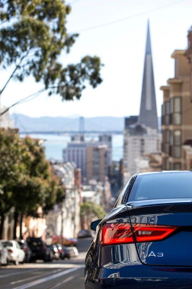 Update1 - Road Test Review - 2015 Audi A3 Sedan 1.8T FWD 17