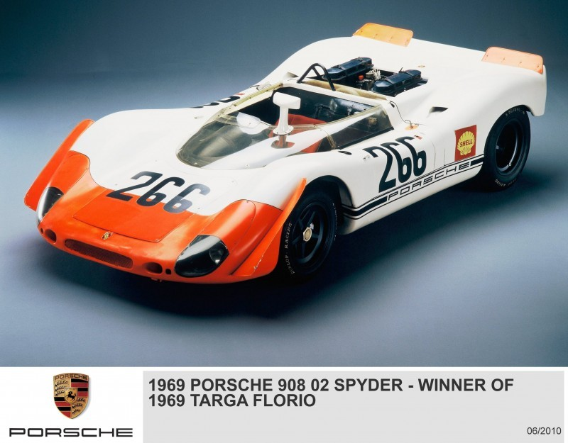 Update1 - The Porsche Story in 99 Rare Photos - A Winners Racing Legacy 23