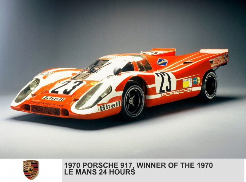 Update1 - The Porsche Story in 99 Rare Photos - A Winners Racing Legacy 25
