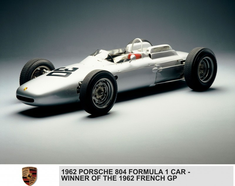 Update1 - The Porsche Story in 99 Rare Photos - A Winners Racing Legacy 28