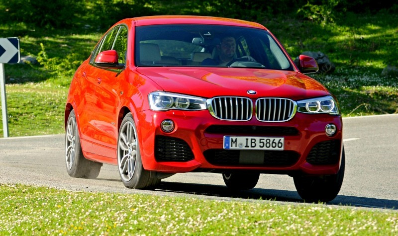 Update2 Debut Photos - 2015 BMW X4 Arriving Now to USA BMW Dealers 50
