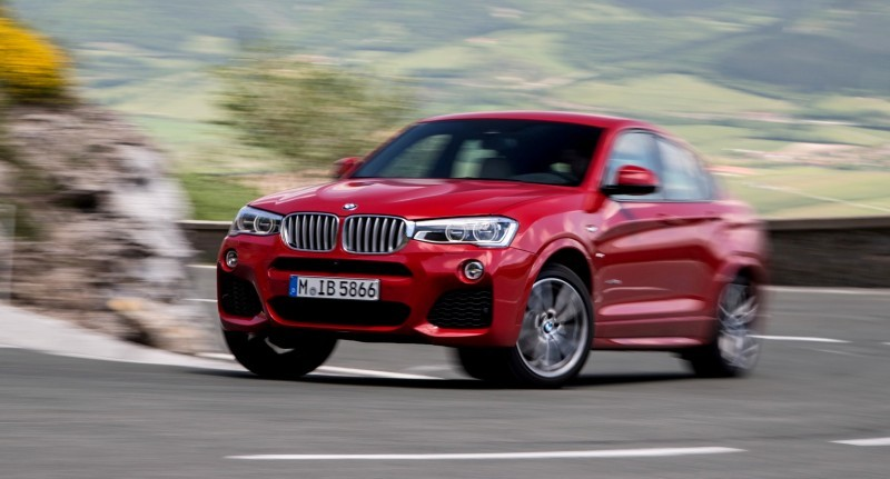 Update2 Debut Photos - 2015 BMW X4 Arriving Now to USA BMW Dealers 55