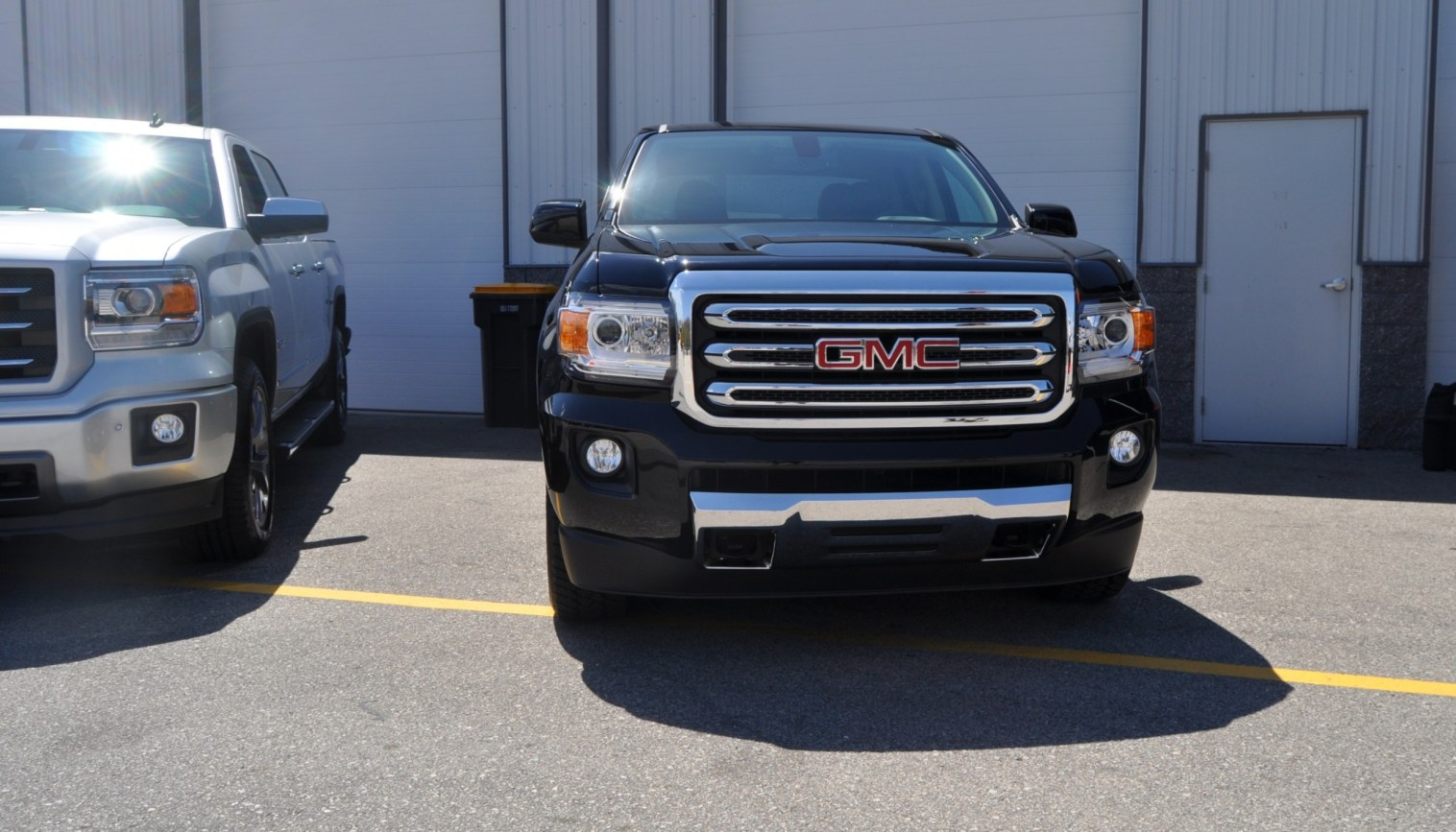 Updated With Real-Life Photos 302HP 2015 GMC Canyon All-Terrain 1