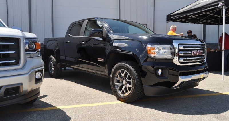 Updated With Real-Life Photos 302HP 2015 GMC Canyon All-Terrain 4