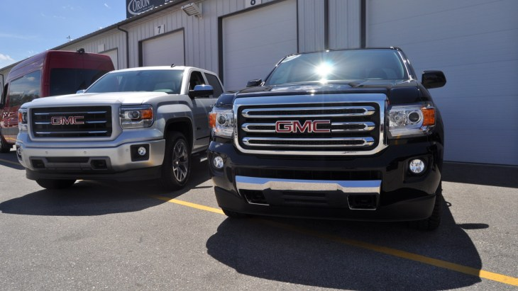 Updated With Real-Life Photos 302HP 2015 GMC Canyon All-Terrain 5